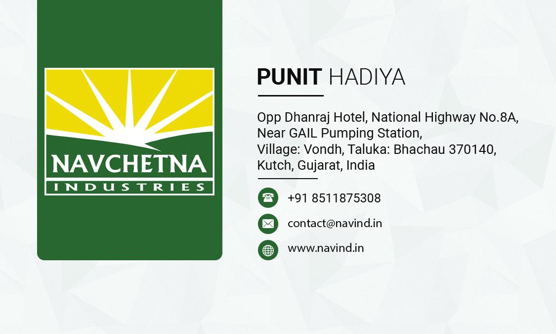 Navchetna Business Card
